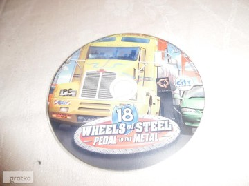 gra na PC 18 Wheels of Steel: Pedal to the Metal