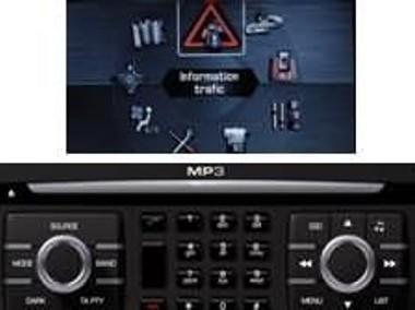 Peugeot 308 RT4 / RT5 Nawigacja aktualizacja (od 07/2007 - 01/2009)-2