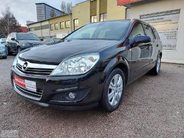 Opel Astra H 1.6 benz, Cosmo, full, ks. serw ASO, stan idealny!