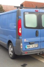 Wszystkie Części OPEL VIVARO 2008 ROK, 115 KONI Opel Vivaro-2