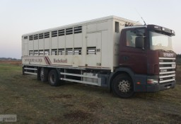 Scania 124 6x2 ŻYWCÓWKA