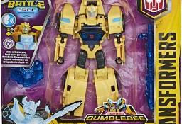 Transformers Bumblebee Cyberverse Adventures Battle Call Trooper