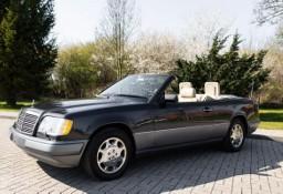 Mercedes-Benz Klasa E W124 E320 Cabrio Skóra Automat Stan BDB Wszystko sprawne LUXURYCLASSIC