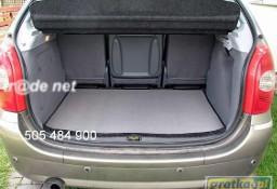MERCEDES BENZ G klasse W46.. 1989-2006 najwyższej jakości bagażnikowa mata samochodowa z grubego weluru z gumą od spodu, dedykowana Mercedes-Benz Klasa G