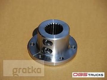 Flansza pompy hydraulicznej, pompa hydrauliczna do betonomieszarki, pompa hydrauliczna do pompogruszki CIFA