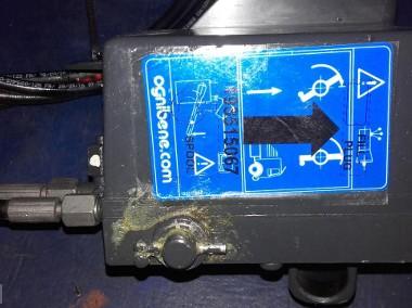 Sterownik podnoszenia kabiny iveco-2