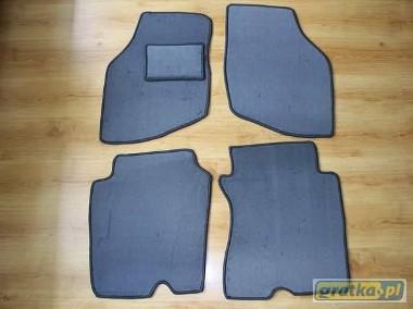 Honda Jazz 2002-2007 najwyższej jakości dywaniki samochodowe z grubego weluru z gumą od spodu, dedykowane Honda Jazz-1