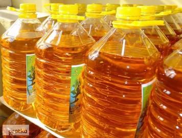 Ukraina.Produkujemy olej slonecznikowy 1-3-5L PET pod marka, etykieta