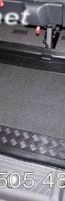 FORD TOURNEO CUSTOM L2 - LWB, przedłużany 7 osobowy od 01.2013 do 2018 r. mata bagażnika - idealnie dopasowana do kształtu bagażnika Ford Tourneo-4