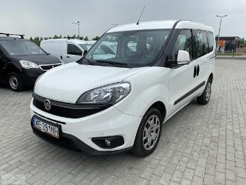 Fiat Doblo II 1.6 MJ 120KM,Salon PL, BEZWYPADKOWY,FV23%