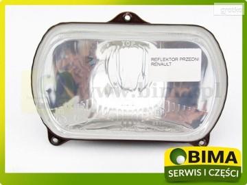 Reflektor lampa przednia Renault ,103-12,103-14,103-52,103-54,106-14,