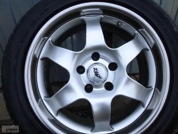 Koła Alu AEZ 8J X18 FH 2 Rozstaw 5X120 ET 18 Volkswagen Mulitivan
