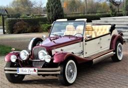 Luxusowe Samochody do ślubu Zabytkowe auto na ślub RETRO samochody do wynajęcia na ślub Limuzyny weselne Samochód ślubny Kabriolet Excalibur