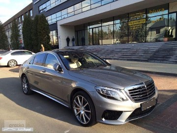 Mercedes-Benz Klasa S W222 S 350 BlueTEC! Najtaniej na rynku!!!