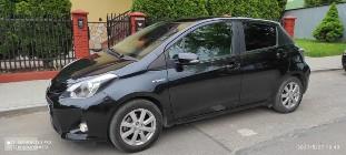 Toyota Yaris III 1.5 Hybryda 2014r Fulas