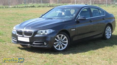 BMW SERIA 5 520 BMW 520d xDrive 2013r