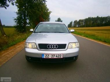 Audi A6 II (C5) 2,4 benzyna sedan-1