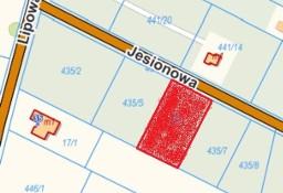 Do sprzedaży działka siedliskowa 1706 metrów.