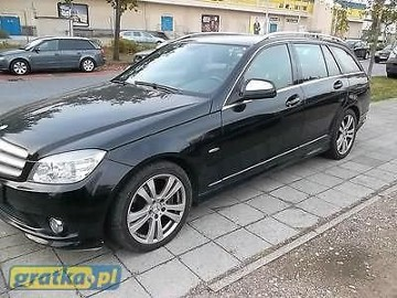 Mercedes-Benz Klasa C W204 ZGUBILES MALY DUZY BRIEF LUBich BRAK WYROBIMY NOWE