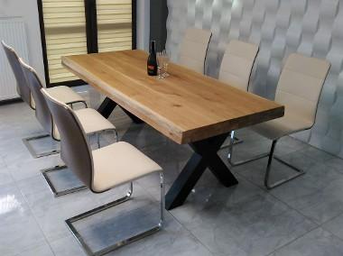 stół dębowy,drewniany do jadalni,lokalu,restauracji -1