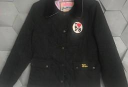 PAUL'S BOUTIQUE czarna kurtka pikowana L