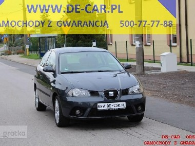SEAT Ibiza IV IBIZA 1,4 BOGATA OPCJA, SUPER STAN, GWARANCJA!!-1