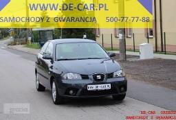 SEAT Ibiza IV IBIZA 1,4 BOGATA OPCJA, SUPER STAN, GWARANCJA!!