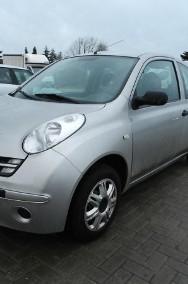 Nissan Micra III GAZ Klima Zarejestrowana-2