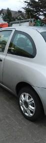 Nissan Micra III GAZ Klima Zarejestrowana-4