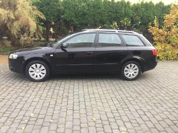 Audi A4 III (B7) Avant 1.8T