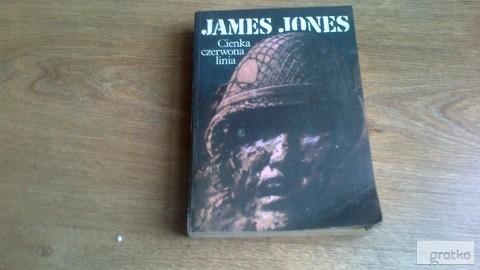 """Cienka czerwona linia"" (ang. The Thin Red Line) J.JONES"