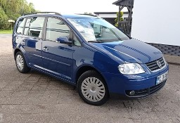 Volkswagen Touran I Serwisowany Bezwypadkowy *Stan BDB* RATY*