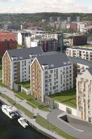 Mieszkanie Gdańsk Stare Miasto, najlepsze małe w kompleksie Nowa Motława!-2