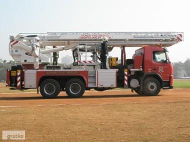 Kursy strażackie uprawnienia podnośniki koszowe piły hds-1