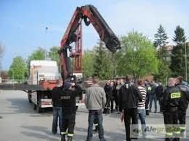 Kursy strażackie uprawnienia podnośniki koszowe piły hds-2