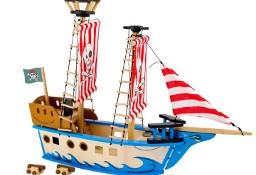 duży statek piratów