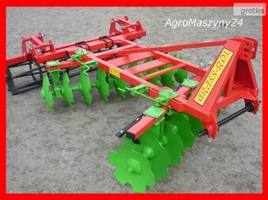 Wzmocniona Brona talerzowa GRASS ROL 1.8 m - 3.2 m Transport-1