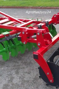 Wzmocniona Brona talerzowa GRASS ROL 1.8 m - 3.2 m Transport-2