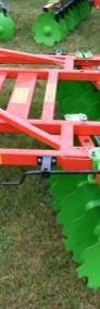 Wzmocniona Brona talerzowa GRASS ROL 1.8 m - 3.2 m Transport-4