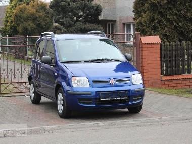 Fiat Panda II PANDA 1,2 KLIMA, ABS, WSPOMAGANIE, GWARANCJA!-1