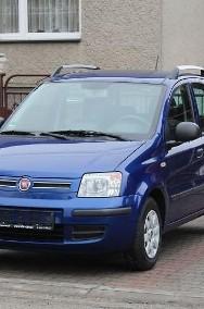 Fiat Panda II PANDA 1,2 KLIMA, ABS, WSPOMAGANIE, GWARANCJA!-2