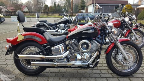 Yamaha Drag Star XVS 1100 Cuatom