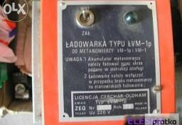 ładowarka typu ŁVM-1p do metanomierzy VM-1p i VM - 1 ZEG TYCHY
