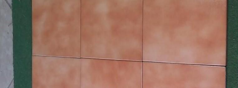 OKAZJA Płytki ceramiczne Terakota I gatunek 10,90m2-1
