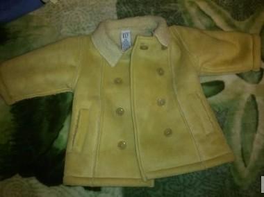 kożuch kurtka zimowa chłopięca 74 baby GAP-1