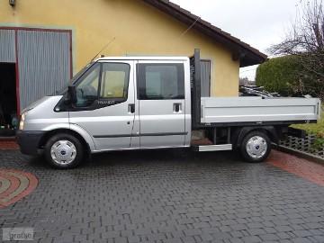 Ford Transit DOKA SKRZYNIA 2012 KLIMA 2.2TDCI-100PS 144000km
