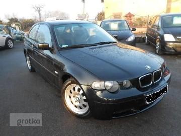 BMW SERIA 3 IV (E46) 320 Compact