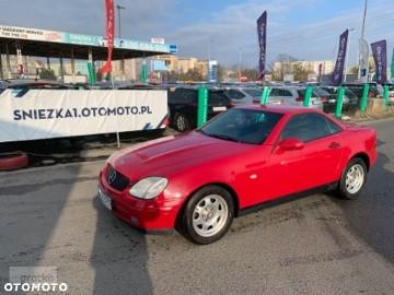 Mercedes-Benz Klasa SLK R170 SLK 200