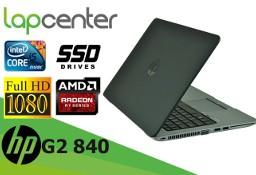 HP ELITEBOOK G2 840 I5-5GEN ATI R7 8GB RAM 128GB SSD W10P LapCenter.pl