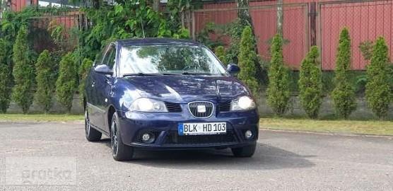SEAT Ibiza IV 1.4 16V SportRider Cool